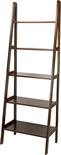 Deal of the week: Casual Home 5-Shelf Ladder Bookcase