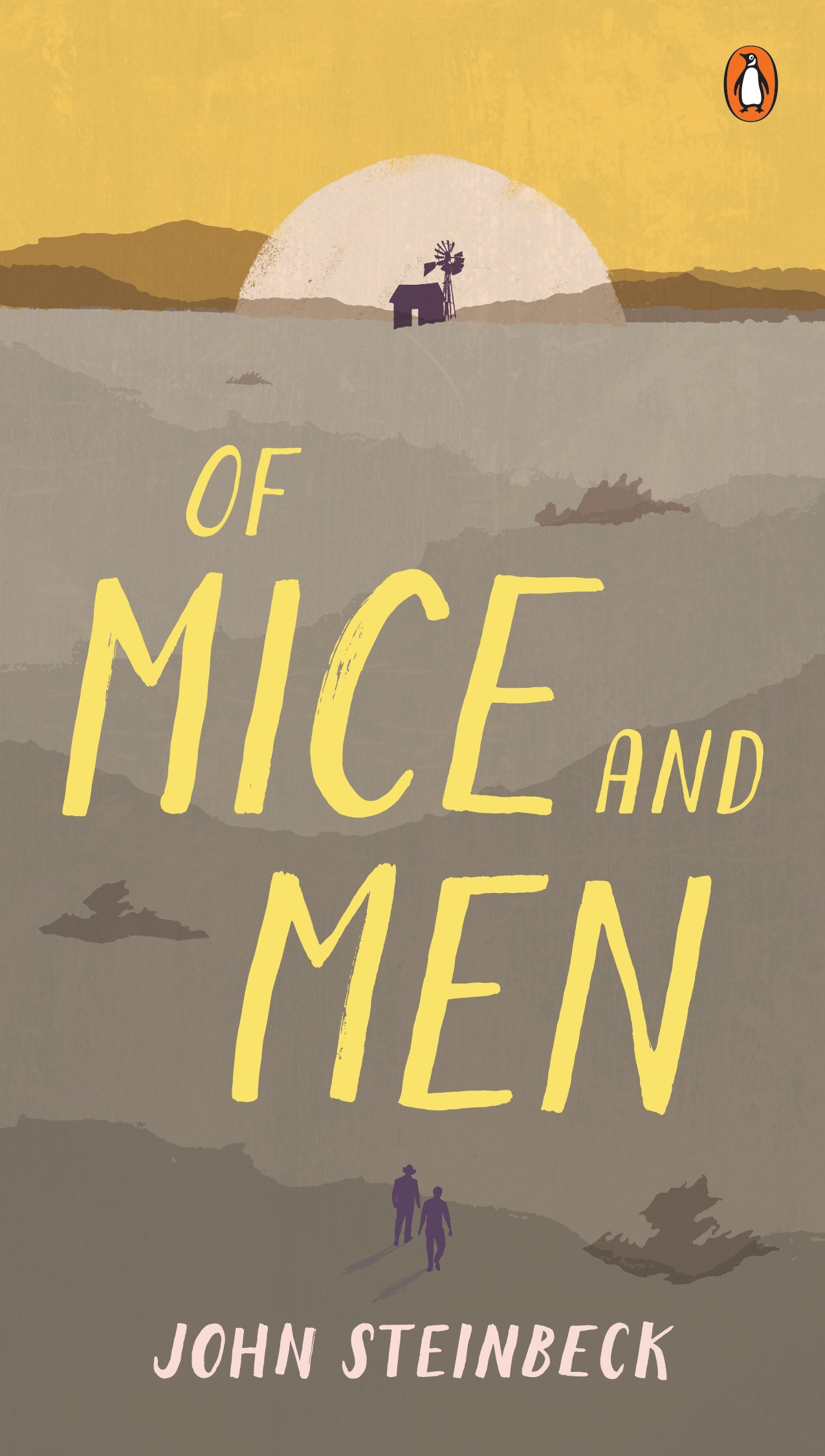 Of Mice And Men John Steinbeck 9780140177398 Amazon Books