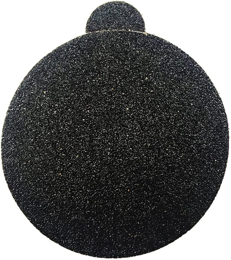 100-Pack 5 Grit 1000C Mercer Industries Silicon Carbide Waterproof PSA Disc