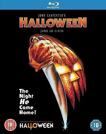 Halloween [Blu-ray] [2018]: Amazon co uk: Donald Pleasence, Jamie