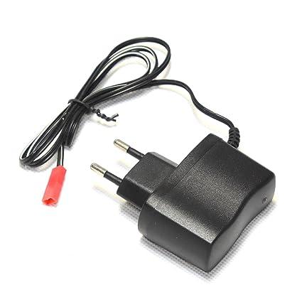 Amazon.com: 4.2 V/800 mA Cargador UE JST enchufe para 3,7 V ...
