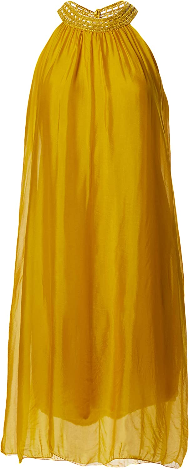 Max 84% OFF M Made in Italy Max 69% OFF Dress Sleeveless Women's