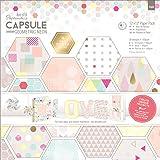 Blocco di carta 30x30 cm geometric mono casa - Blocco cucina 160 cm ...