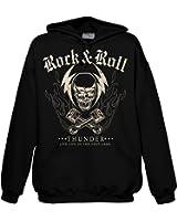 Rock Style Rock N Roll Thunder 702150 Hood