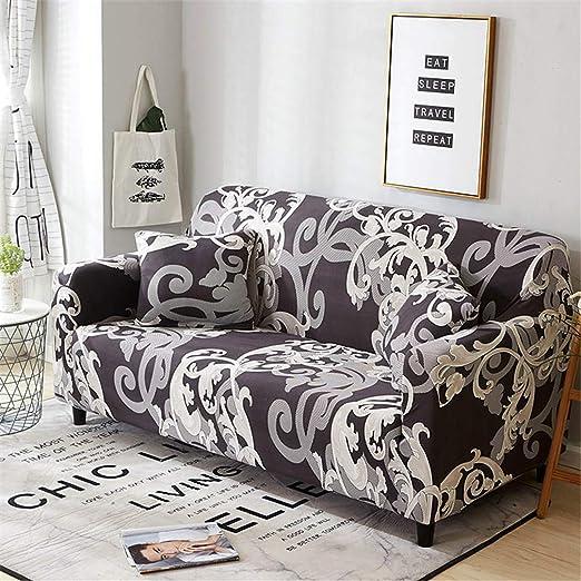 AGRJESFD - Funda de sofá elástica para sillones y sofás ...