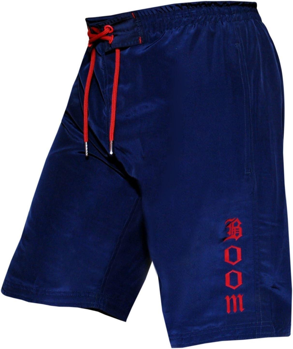 Boom Prime Herren Sport Shorts Tennis Badminton MMA Squash Kostenloser UK Versand