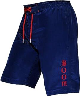 Boom Prime–Pantaloncini Sport, Tennis, Badminton e Squash MMA (Free UK Shipping)