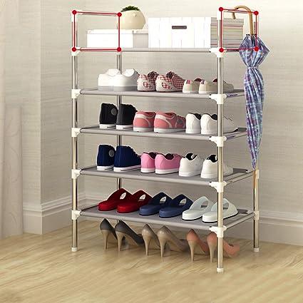 DW&HX Armadio scarpe,Multistrato Assemblea Scarpiera Multifunction ...