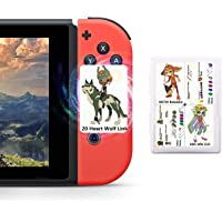 NFC Cards for The Legend of Zelda Breath of The Wild Botw Switch Wii U, 24pcs Game Cards for Nintendo Switch/Switch Lite…