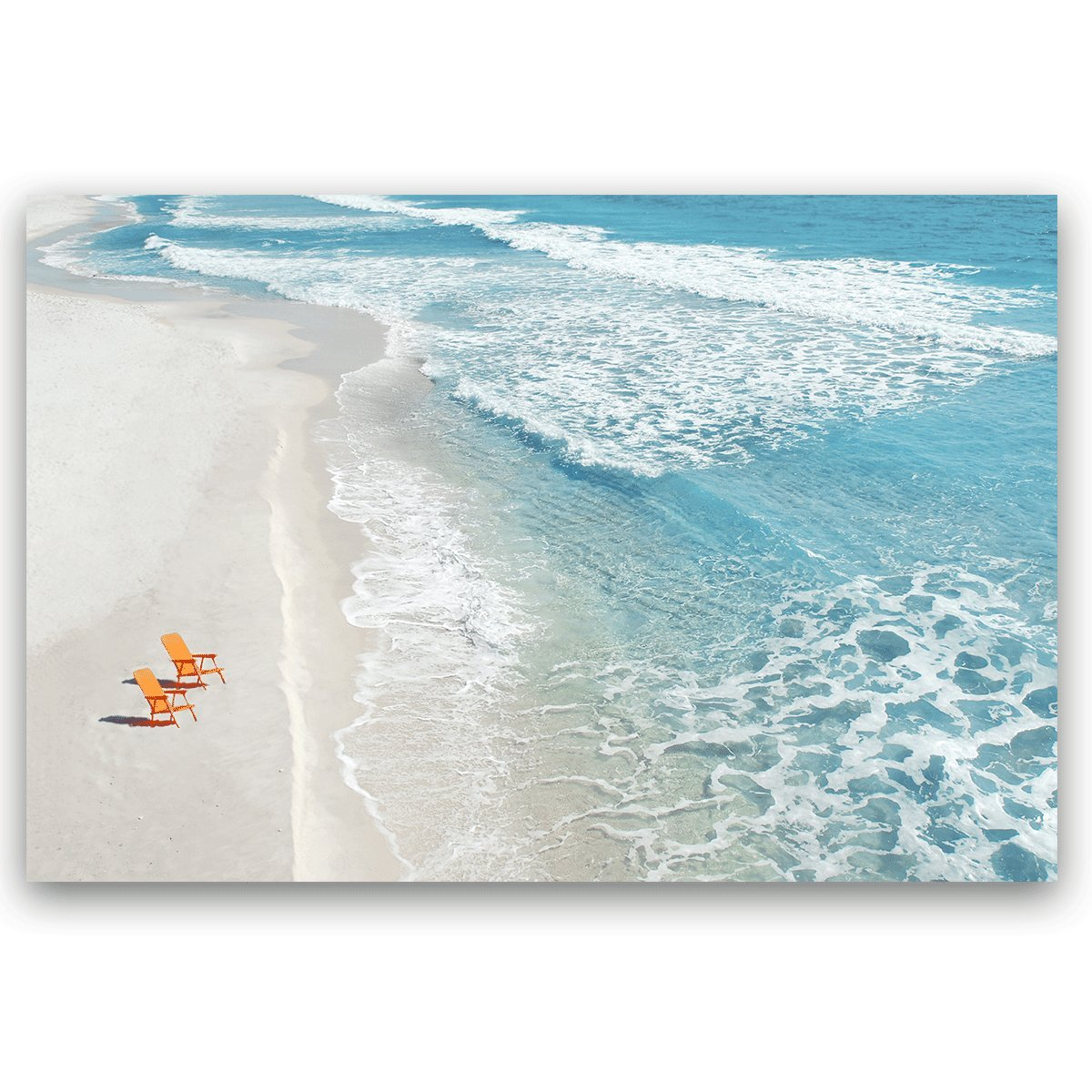 Studio 500 Museum Grade Canvas Art - Hilton Head South Carolina, seen on Big Brother 20, in Color, 48'' x 36'' High Resolution Giclee Printing, from our Landscapes Collection, B2620-1