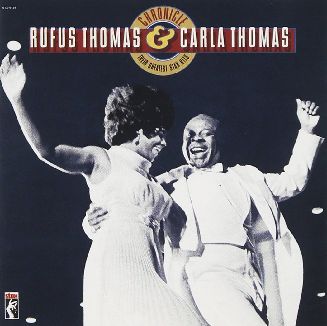 CD : Carla Thomas - Chronicle (CD)
