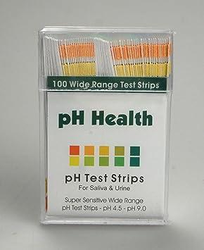 ph test strips medical