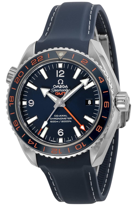 68966b305284 ... Planet Ocean ブルー文字盤 コーアクシャル自動巻き 232.32.44.22.03.001 メンズ 【並行輸入品】   並行輸入品 ・逆輸入品・中古品(メンズ)   腕時計 通販