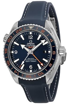 cf19773f8e94 [オメガ]OMEGA 腕時計 Seamaster Planet Ocean ブルー文字盤 コーアクシャル自動巻き 232.32.