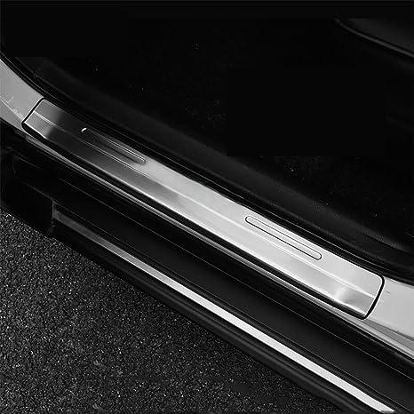 Amazon Kust Mkt35203r Car Door Sillstainless Steel Scuff Plate