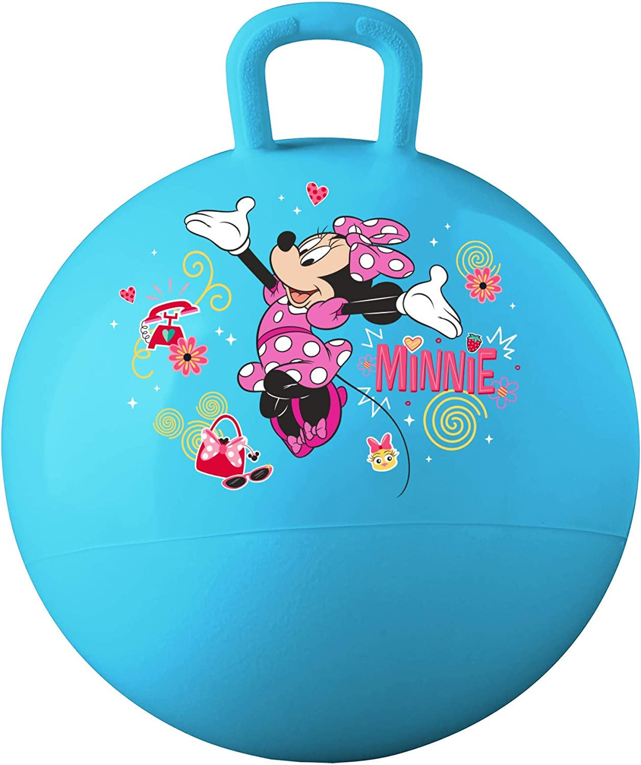 Hedstrom Minnie Mouse 18 Hopper with Pump