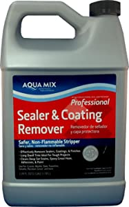 Aqua Mix Sealer & Coating Remover - Gallon