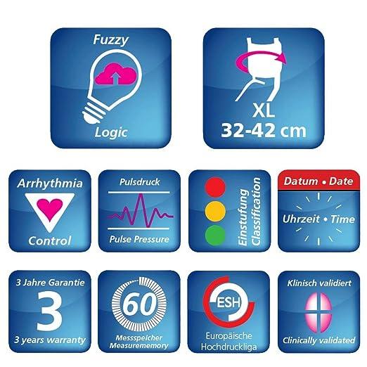 Visomat comfort eco - Tensiómetro digital para brazo: Amazon.es: Salud y cuidado personal