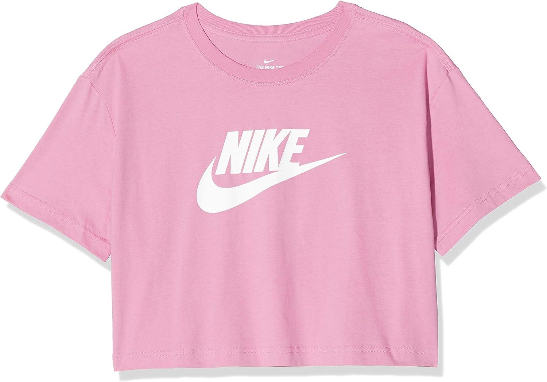 Nike Sportswear Essential T Shirt réduit Femme: