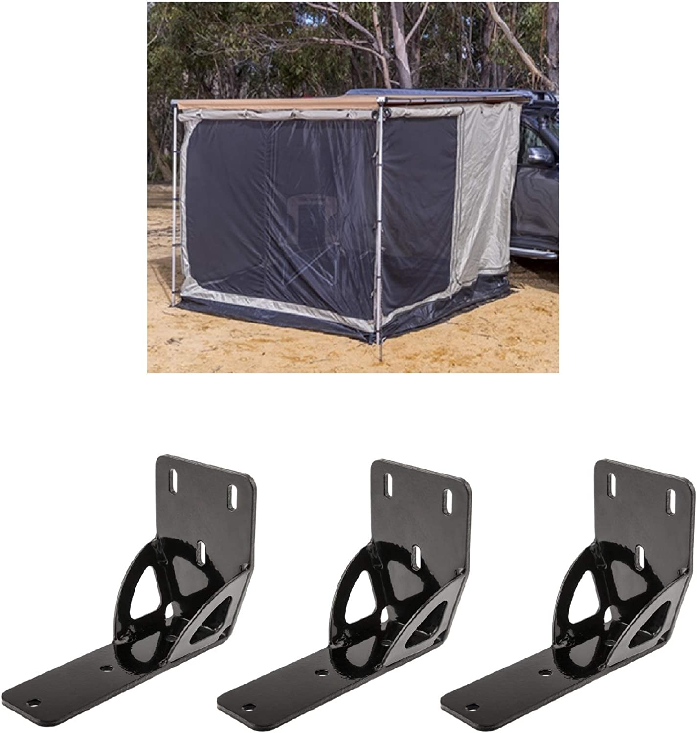 ARB 813208A Awning Room Deluxe w//Floor 2000mm x 2500mm Heavy Duty