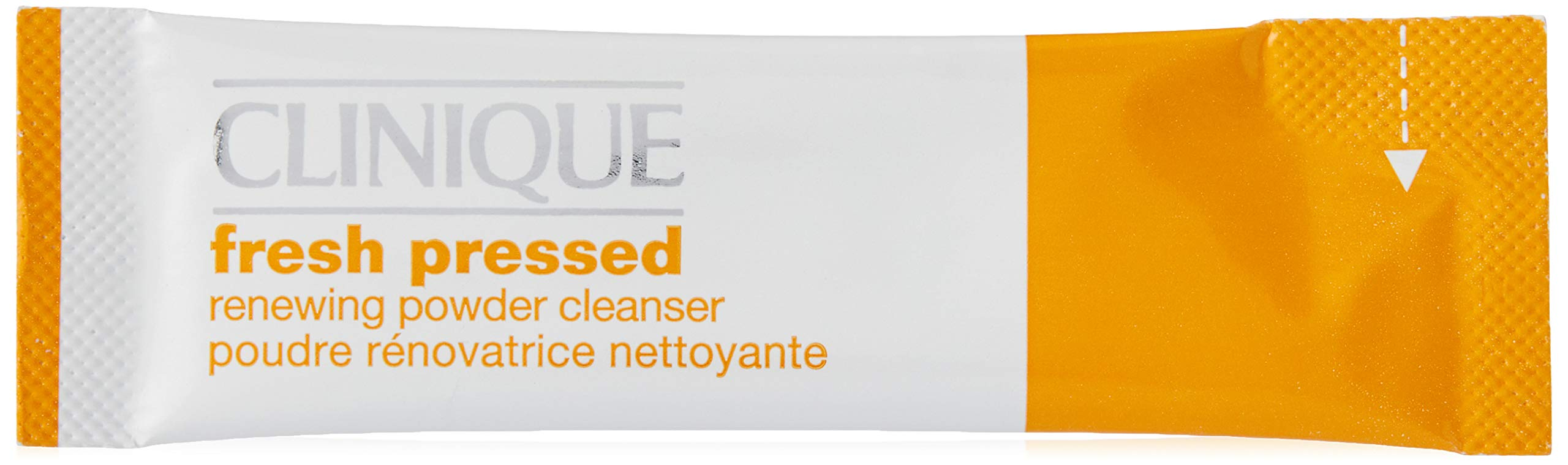 Clinique Fresh Pressed Renewing Powder Cleanser With Pure Vitamin C 5g/0.01Ounce X 28 Packets, 0.01 Ounce