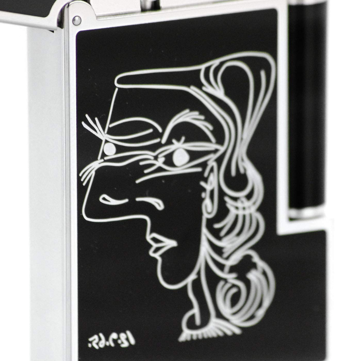 S.T. Dupont Ligne 2 Limited Edition Picasso 2018 Lighter 16105 by S.T. Dupont (Image #5)