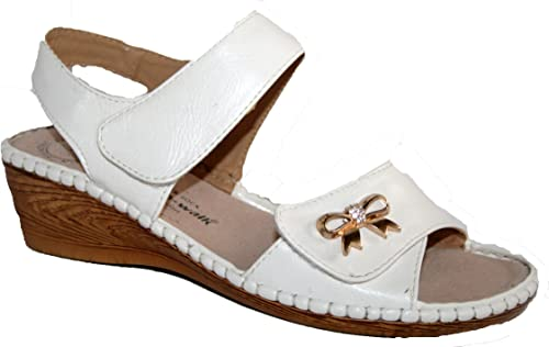 Velcro Straps Summer Sandal