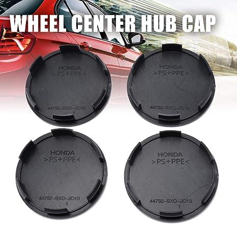 Topsame para Honda Civic Accord, 4 tapacubos universales para llantas de 64 mm/70