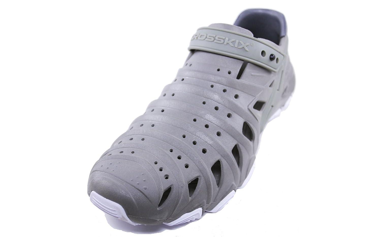 CrossKix 2.0 Athletic Water Shoes - Men & Women B01HE0X9G0 M8W10|Granite
