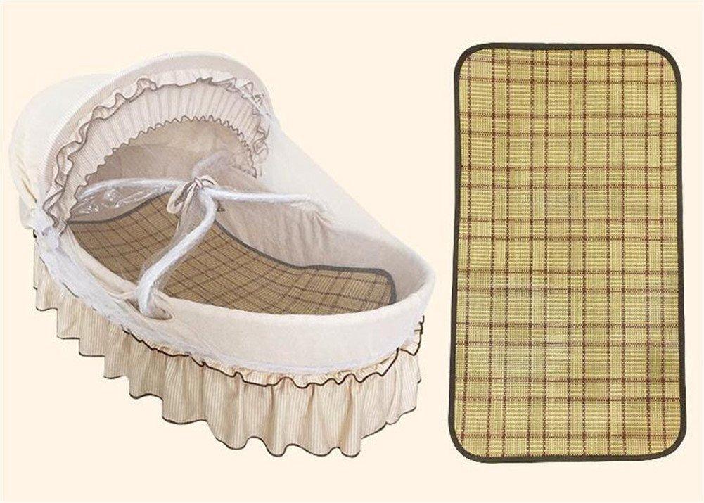 Lvbeis baby stubenwagen set tragbar körbchen moses abnehmbar cotton