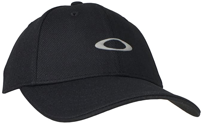 Amazon.com  Oakley Silicon Men s Fashion Hat Cap - Sheet Metal  Clothing f1e642ac19f