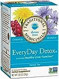Traditional Medicinals EveryDay Detox Tea, 16 Tea Bags