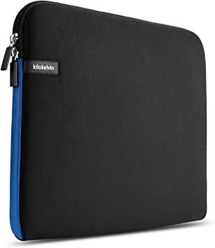 kilokelvin 15-15.6 Funda Protectora para Portátiles/Neopreno Funda de Portatil/Portátil Caso/Caja de la Tableta para Acer/ASUS/DELL/Fujitsu/Lenovo/HP/Samsung/Sony Toshiba (Azul Oscuro): Amazon.es: Electrónica