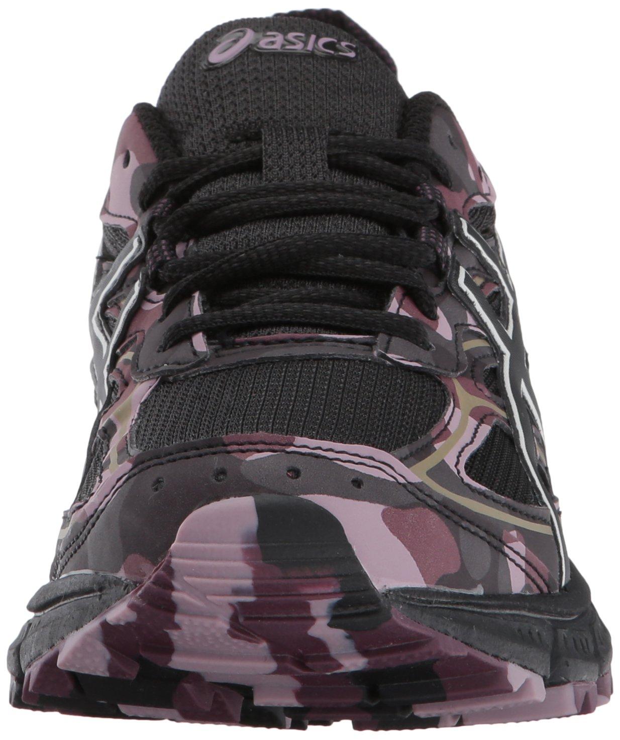 ASICS Women's Gel-Scram 3 Trail Runner B01N02XH0R 7.5 B(M) US Phantom/Phantom/Eggplant