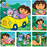 SmileMakers Dora the Explorer /& Diego Stickers 100 Per Pack SmileMakers Inc SG/_B01MU26GOP/_US
