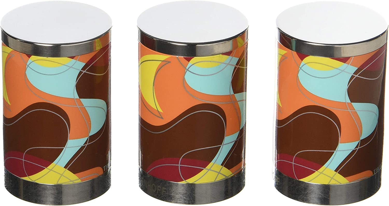 Ritzenhoff Bottle Stops, Set of Three, by Designer Thomas Marutschke