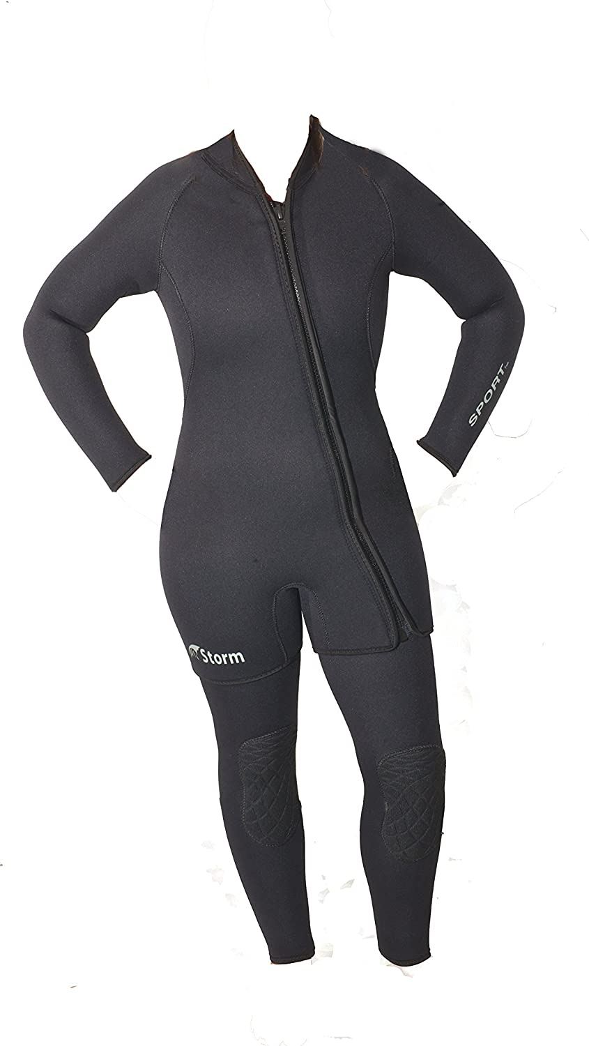 NEW Neosport Womens 7mm Wetsuit Size 8 12 Sleeveless Farmer Jane Dive Suit NWT