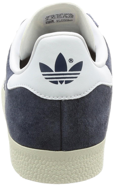 Adidas Damen Gazelle Sneakers Blau (Trace Blau Blau Blau F17/Ftwr Weiß/Gold Met.) faafcd