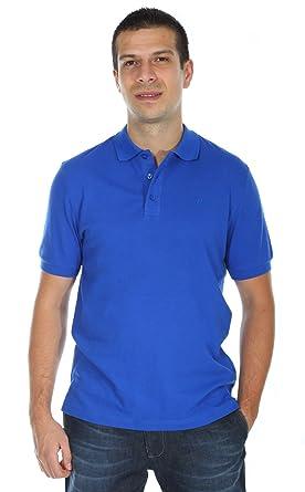 220e1627 Hugo Boss Men Polo Shirtshort sleeves royal blue 50182831, size:S:  Amazon.co.uk: Clothing
