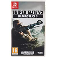 Rebellion HAC-P-AN9KA Sniper Elite V2 Remastered, Nintendo Switch