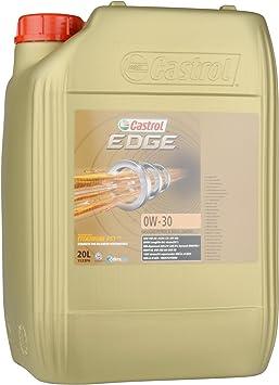 Castrol Motoröl Motorenöl Motor Motoren Öl Motor Engine Oil 0w 30 Edge Titanium Fst 20l 1533f6 Auto