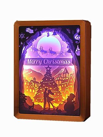 3D Lámpara Win-Y USB LED lámpara de tabla ligera Luces Decorativas Regalo Perfecto para