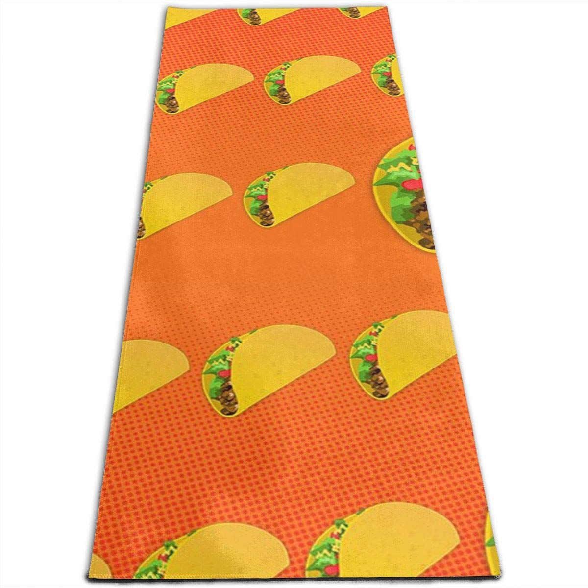 Amazon.com: Bghnifs Taco Pattern Funny Pattern Printed ...