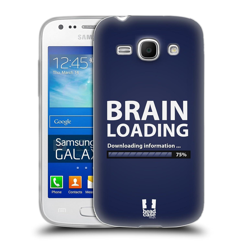 Head Case Designs Gehirn Ladehöhe Fortschrittsbalken Gel Schutzhülle für Samsung Galaxy Ace 3 S7270 S7272 Amazon Elektronik