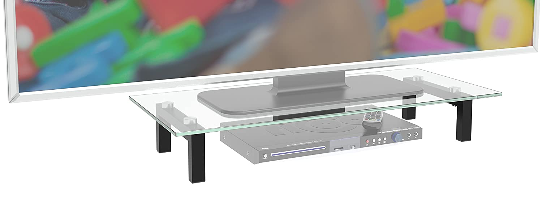 ricoo meuble tv design fs6028 w support