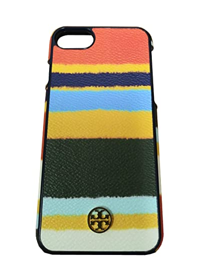 new product 4d96e 4089a Amazon.com: Tory Burch 55400 Hardshell Multi Color iPhone 7/8 Case ...