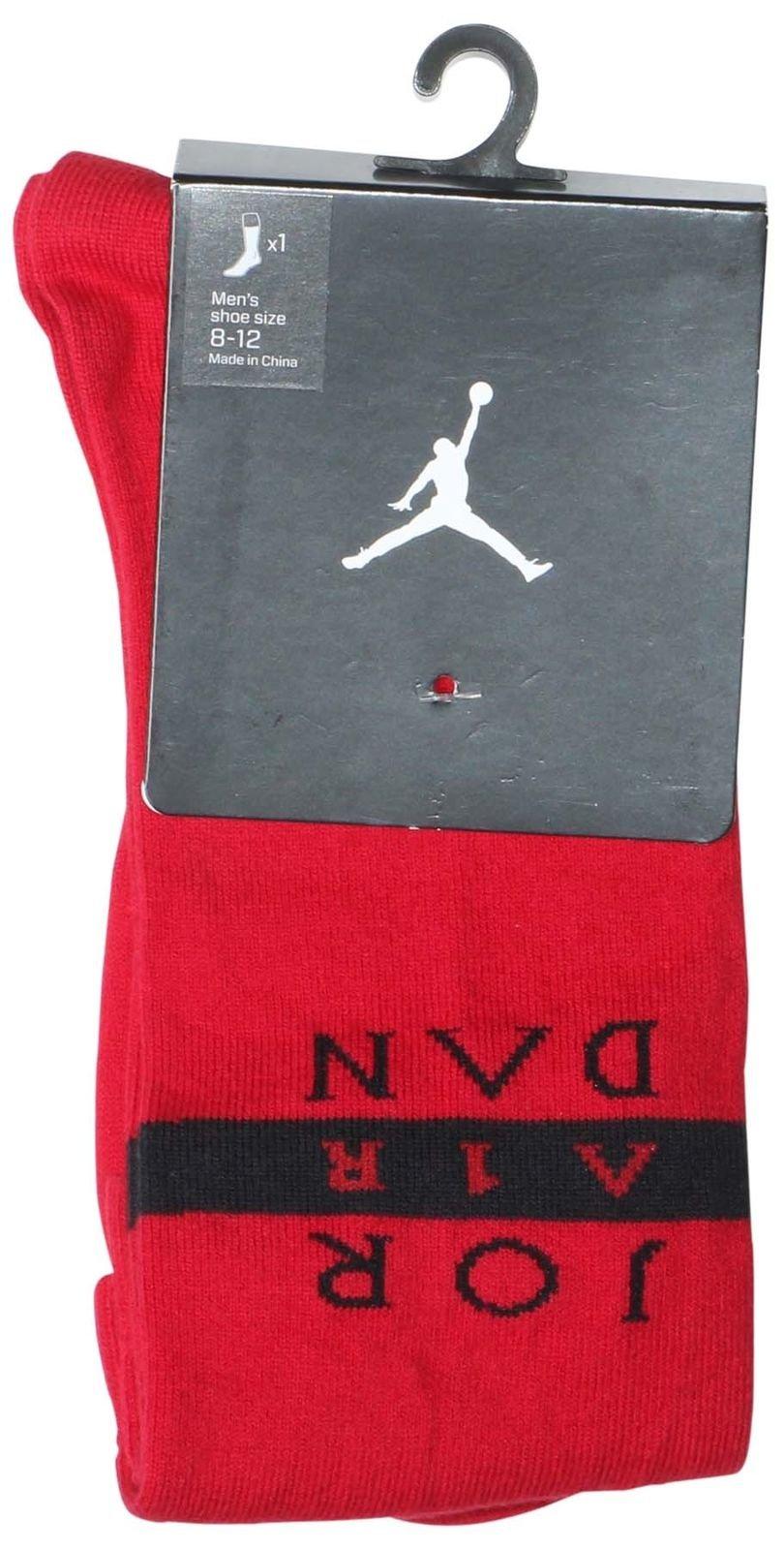Nike Air Jordan Dream Print Crew Socks SX5320-687 Size 8-12 by NIKE