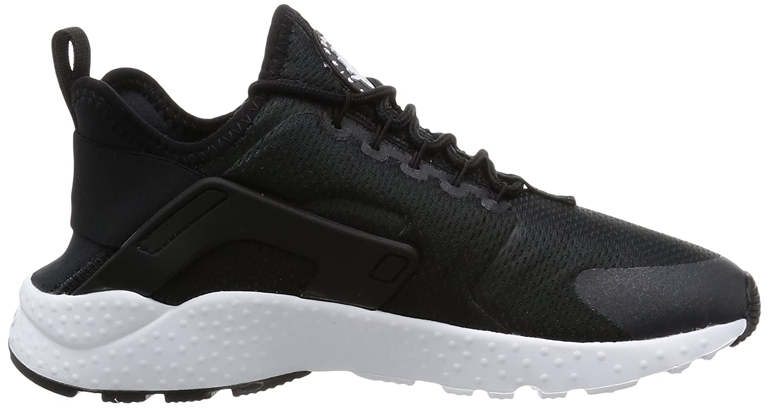 NIKE Women's Air Huarache B01MZ8X005 Run Ultra Running Shoe B01MZ8X005 Huarache 10 B(M) US|Black/Black-Black-White 7c7d82