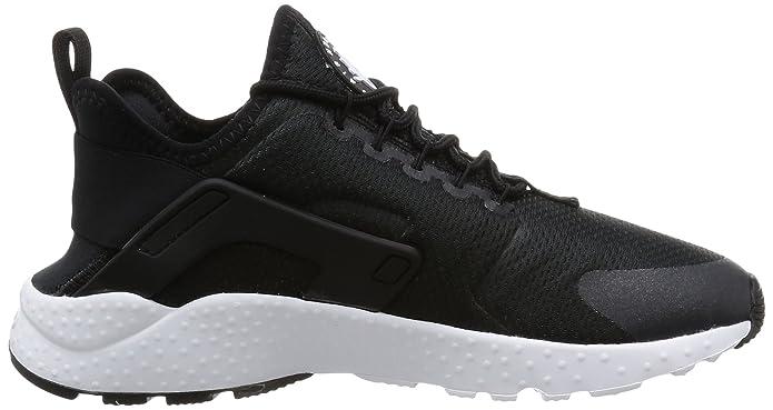 buy popular 92b7d 668a3 Amazon.com   Nike Women s Air Huarache Run Ultra White Black 819151-102    Road Running