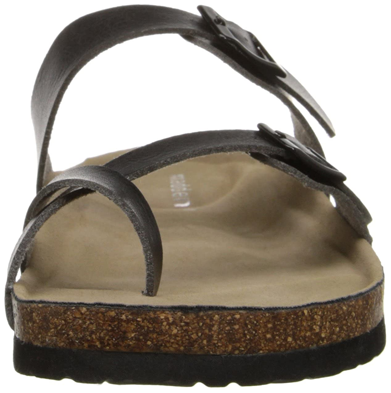 90f6a6aa264 Madden Girl Women's Bryceee Toe Ring Sandal